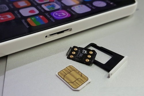 sim ghép iPhone 6 plus 6s plus uy tín
