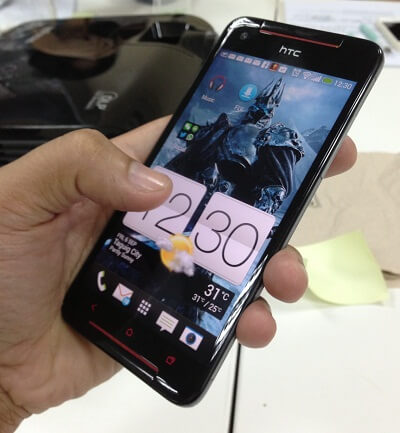 thay mat kinh htc butterfly s